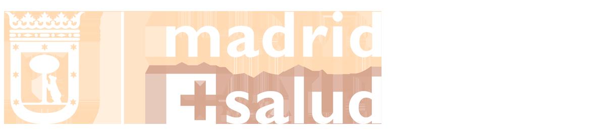 Logo Madrid Salud